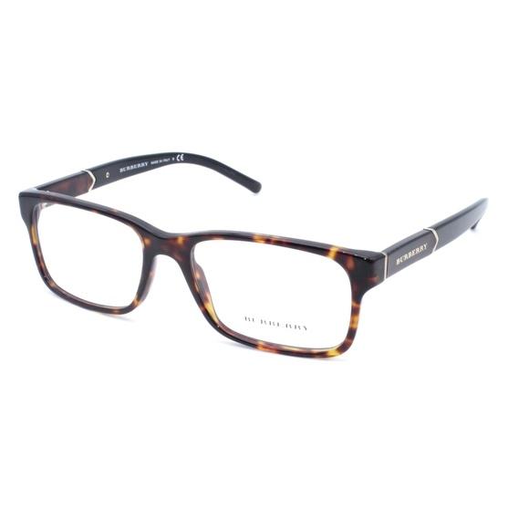 Burberry B2150 3002 55.17 140 Brown Tortoise Black